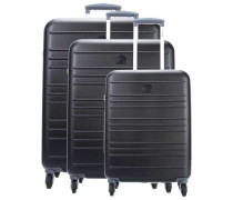 Carlit Set Trolley-Set schwarz