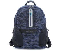 Coleos Active 13'' Laptop-Rucksack blau