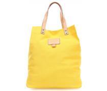 Canvas UliU Shopper gelb