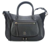 Highgate Wood Handtasche schwarz