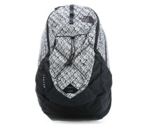 Jester 15'' Rucksack schwarz weiß