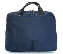 Contratempo 15'' Aktentasche mit Laptopfach blau