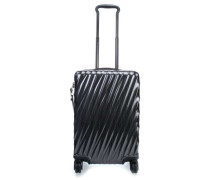 19 Degree S Spinner-Trolley schwarz