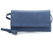 W39 Schultertasche blau