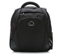 Quarterback 13'' Laptop-Rucksack schwarz