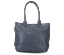 Flaps Handtasche dunkelblau