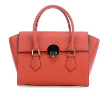Opio Saffiano Handtasche orange