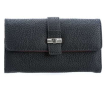 Suzanne Ecoleather Smooth Geldbörse Damen schwarz