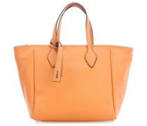 Nappa Adria Handtasche orange