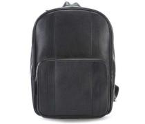Affinity 13'' Macbook Rucksack schwarz