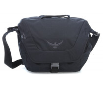 Flap Jack 15'' Laptop Messenger schwarz