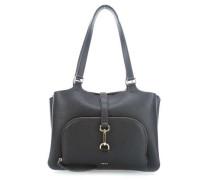 Paris Handtasche schwarz