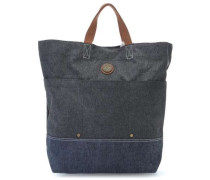 Edgeland Hoongry Shopper grau