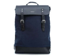 Grand Canvas Hege 15'' Rucksack blau
