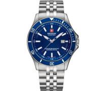 Flagship Schweizer Uhr mehrfarbig