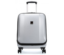 Xenon Deluxe 17'' Spinner-Trolley silber