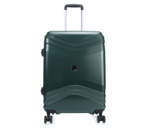 Libra M Spinner-Trolley grün
