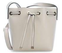 Minibag Beuteltasche hellgrau