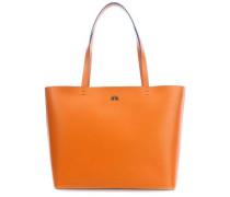 Teresita Shopper orange