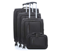 CrossLite SET Trolley-Set schwarz