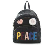 Charming Bag Rucksack schwarz
