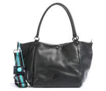 Black Viola M Handtasche