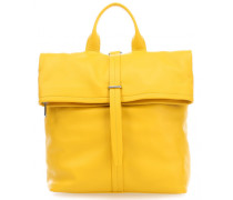 Fantastic 6 Rucksack gelb