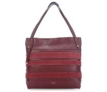 Willow Handtasche bordeaux