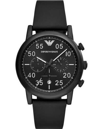 Chronograph schwarz
