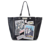 Haly In New York Shopper schwarz
