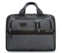 Alpha Ballistic Business 15'' Aktentasche mit Laptopfach stein