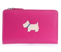 Heritage Dog Geldbörse Damen pink