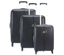 Clava Set Trolley-Set schwarz