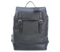 Newport 15'' Laptop-Rucksack schwarz