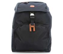 X-Travel Rucksack schwarz