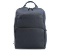Black Square 13'' Laptop-Rucksack dunkelblau