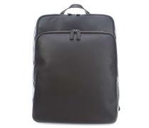 Oxford 15'' Laptop-Rucksack braun
