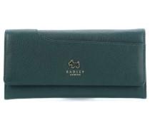 Pockets Geldbörse Damen grün