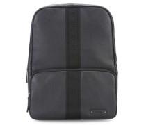 Steve 4 17'' Laptop-Rucksack schwarz