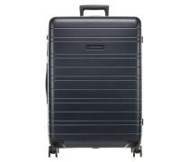 H7 Essential 4-Rollen Trolley dunkelblau