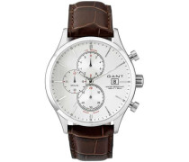 Vermont Chronograph silber