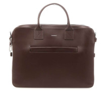 Leather Classic Seth Aktentasche 15″ dunkelbraun