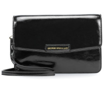 Shimmer Glimmer Slippy Lee Clutch schwarz