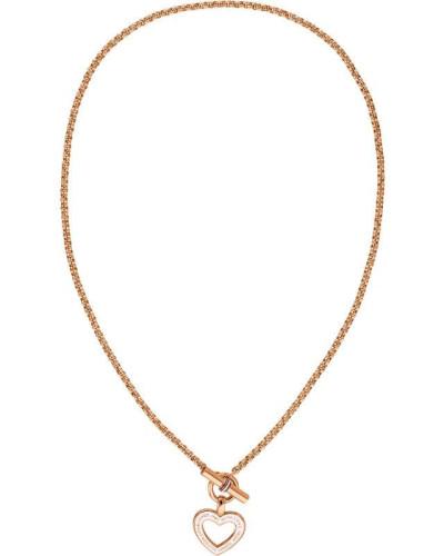 Classic Signature Halskette roségold