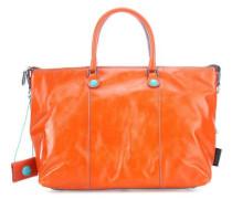 Basic Katia L Handtasche orange