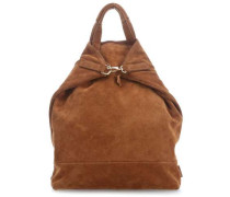 Motala X-Change (3in1) Bag S Rucksack cognac