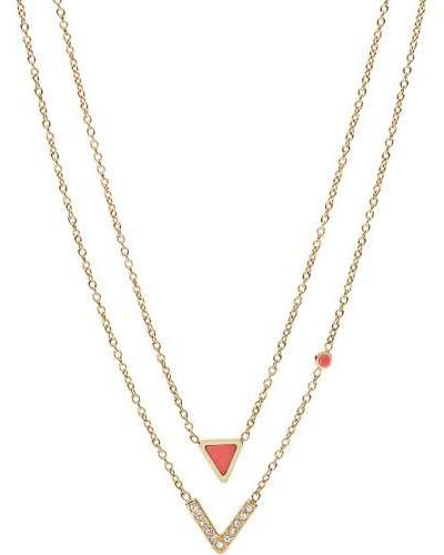 Fashion Halskette gold