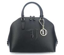 Ischia Ecoleather Handtasche schwarz