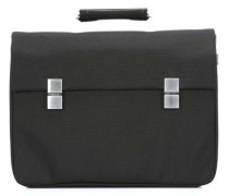 15'' Aktentasche mit Laptopfach schwarz