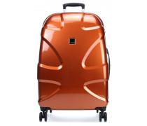 X2 Flash L Spinner-Trolley kupfer